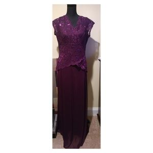 ONYX NITE! Evening Gown/Formal Dress!